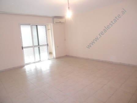 Office for rent close to Muhamet Gjollesha Street in Tirana. It is situated on the 2-nd floor of an