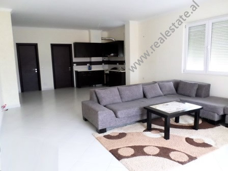 Two bedroom apartment for sale close to Botanic Garden in Tirana.  It is situated on the 4-th floo