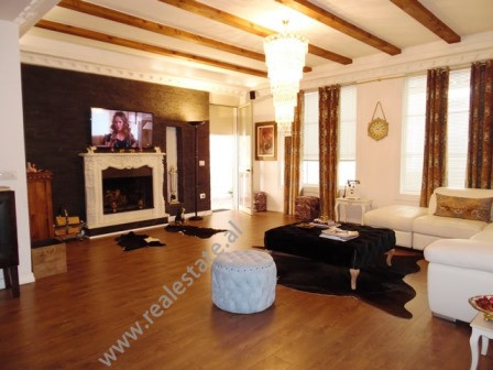 Two bedroom apartment for rent close to Artificial Lake in Tirana It is situated on the 4-th floor