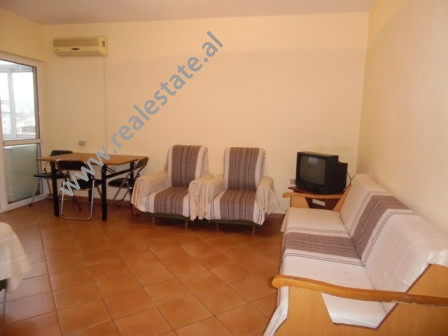 Apartment for rent close Mine Peza street in Tirana. The apartment is situated on the seven floor o