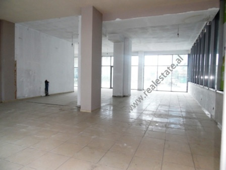 Store for sale close to Casa Italia in Tirana.