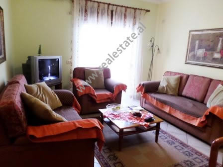 Two bedroom apartment for sale in Konstandin Kristoforidhi Street in Tirana.