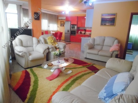 Three bedroom apartment for sale in Mahmut Fortuzi Street in Tirana, Albania