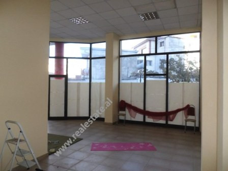 Store for sale close to Pazari i Ri area in Tirana. The store is situated on the first floor of a n