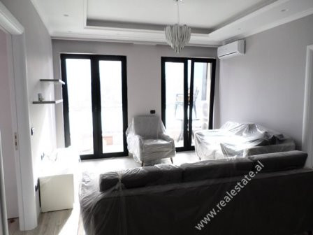 Two bedroom apartment for rent close to Skenderbej Square in Tirana.