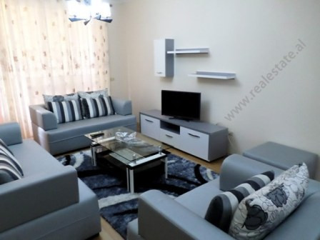 Apartment for rent close to Myslym Shyri street in Tirana.  The apartment is situated on the sixth