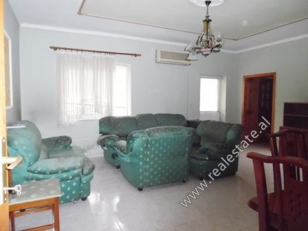 Two bedroom apartment for sale close to Don Bosko Street in Tirana. It is situated on the1-st floor