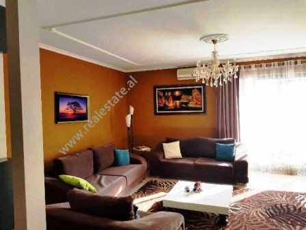 Apartment for rent close to Durresi street in Tirana. The apartment is situated on the fifth floor