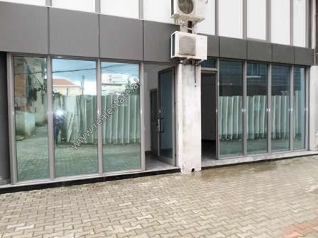 Store for rent in Abdulla Keta Street in Tirana.