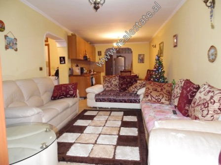 Two bedroom apartment for sale in Sami Frasheri Street in Tirana, Albania.