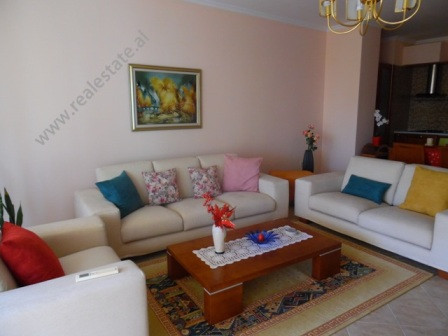 Two bedroom apartment for rent in Brigada e VIII street in Tirana.