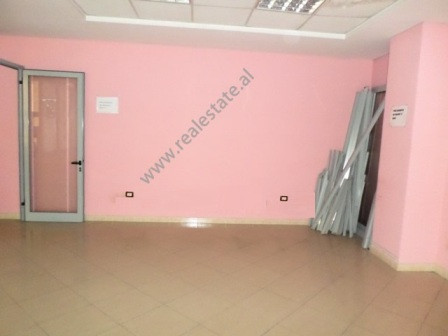 Office for rent in Saraceve street in Tirana, Albania.