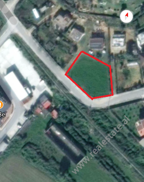 Land for rent in Domje village in Tirana.