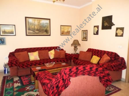 Two bedroom apartment for sale in Panorama Compound In Tirana. The apartment is situated on the sec