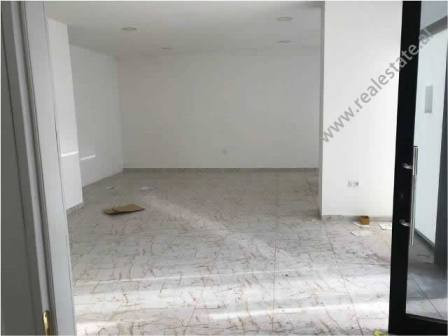 Store for rent in Sami Frasheri street in Tirana.