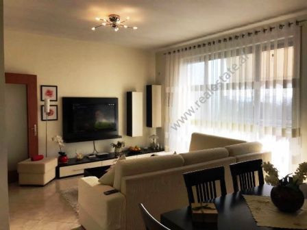 Apartment for sale in Fresku area in Tirana.  The apartment is situated on the fourth floor of a n