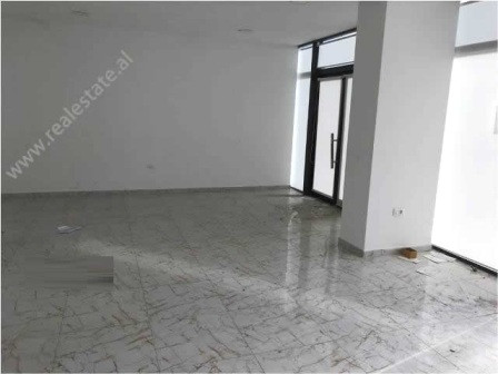 Store for sale in Sami Frasheri street in Tirana. The store is situated on the ground floor of Nobi