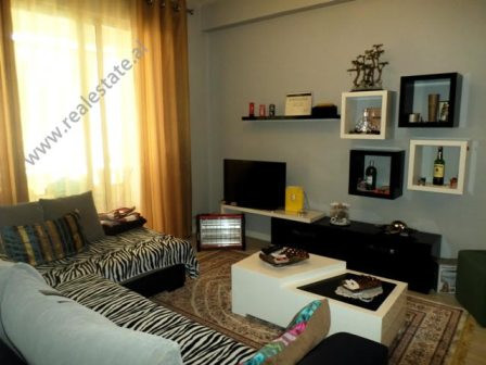 Two bedroom apartment for sale in Besim Alla street in Tirana, Albania. The apartment is situated o