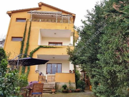 Villa for rent close to the Swedish Embassy in Tirana.