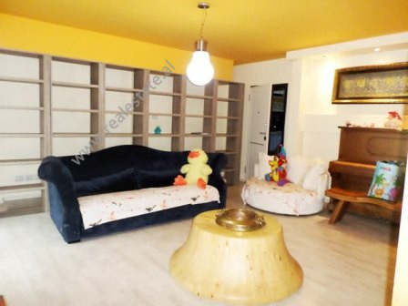 Two bedroom apartment for rent in Isa Boletini street in Tirane. The apartment is situated on the s