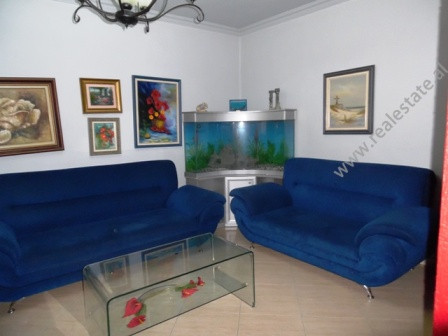 Apartment for rent in Myslym Shyri street, close to 21 Dhjetori Crossroad in Tirana.