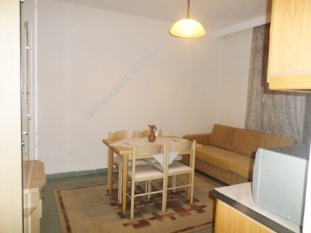 Three bedroom apartment for rent in Muhamet Gjollesha street in Tirana. The apartment is situated o