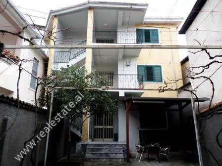 Three-storey villa for rent close to Mosaic area in Tirana.