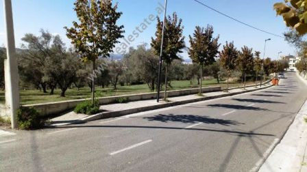Land for sale in Agush Gjergjevica street in Tirana County. The land which has a surface of 9000 m2