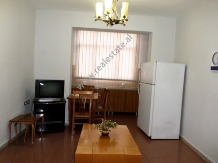 Three bedroom apartment for sale in Reshit Collaku street. The apartment is situated on the 4th flo