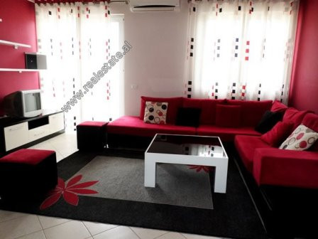 Two bedroom apartment for sale in Millosh Shutku Street in Tirana.