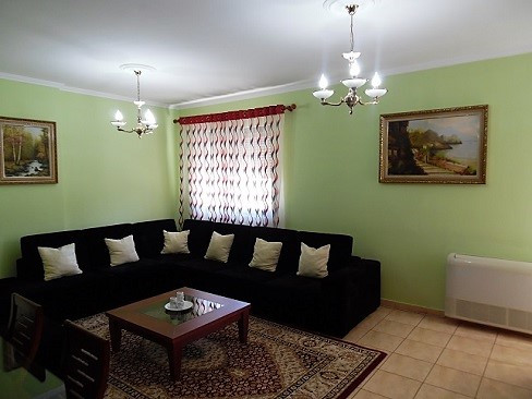 Apartment for rent in Abdyl Frasheri Street in Tirana.