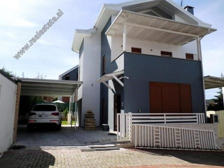 Three storey villa for rent close to TEG in Tirana.