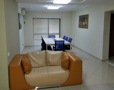 Apartment that can be used for business purpose for sale in Perlat Rexhepi Street in Tirana, next to
