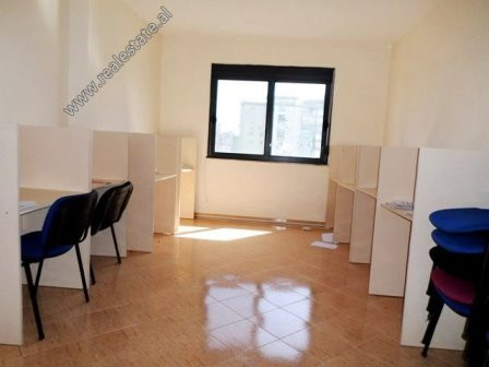 Apartment for office for rent close to the Train Station area in Tirana.