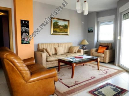 Apartment for rent in Dervish Hima Street in Tirana.  It is situated on the 8-th floor of the buil