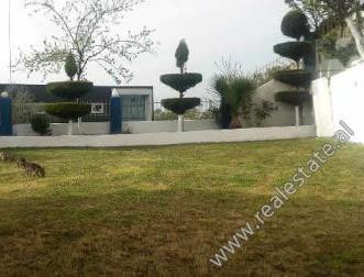 Land for sale in Locka Street in Yrshek area in Tirana. It is located on the side of the main road