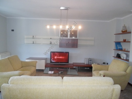 Apartment for rent close to Qemal Stafa Stadium in Tirana. The apartment is situated on the 7th flo
