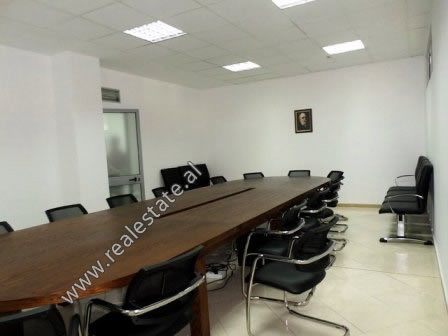 Office space for rent in Vizion Plus Complex in Tirana.