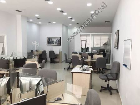 Call-Center for rent in Millosh Shutku Street in Tirana.