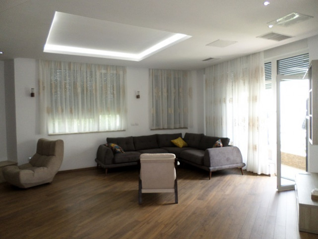 Villa for rent in Dervish Shaba Street in Tirana.