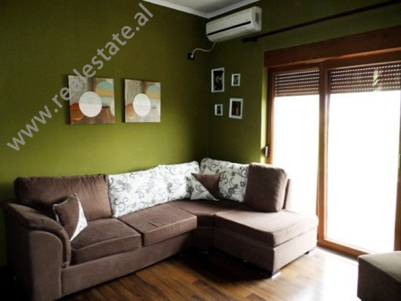 Two bedroom apartment for rent, part of a villa with private yard.