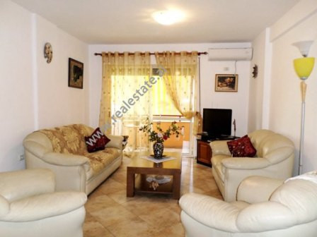 Two bedroom apartment for rent in Milto Tutulani street in Tirana. It is situated on the second flo