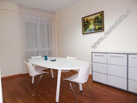 Office for rent in Artan Lenja Street in Tirana.