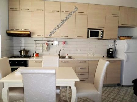 Three bedroom apartment for rent close to Bardhyl Street in Tirana It is situated on the 1-st floor
