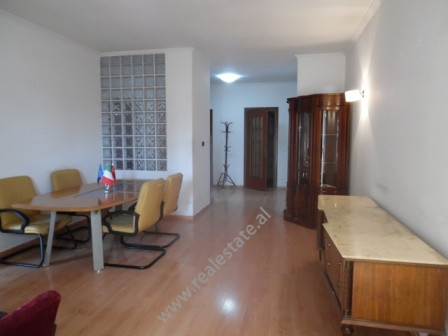 Office space for rent in Pjeter Bogdani street in Tirana. It is situated on the sixth floor of a ne