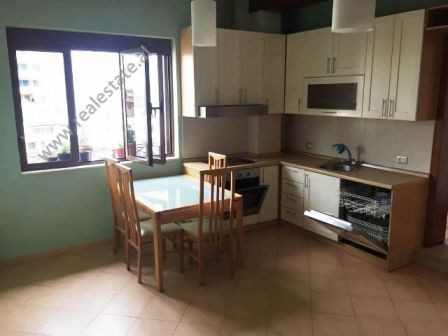 One bedroom apartment for sale in Dede Gjon Luli street in Tirana.