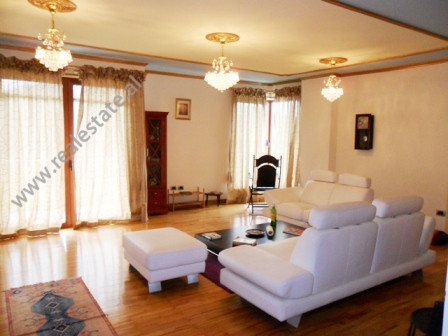 Modern apartment for sale in Faik Konica Street in Tirana.