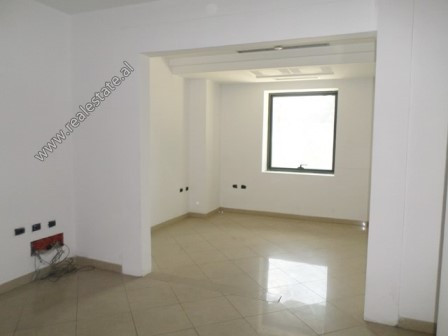 Office for rent in Deshmoret e Kombit Boulevard in Tirana, Albania It is situated on the 4-th floor