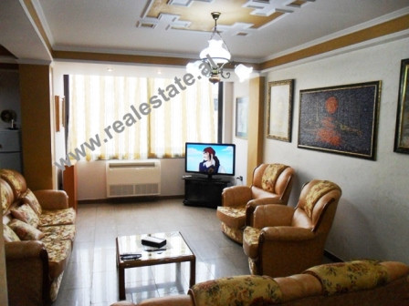 Two bedroom apartment for sale in Petro Marko Street in Tirana. The apartment is situated on the 5-