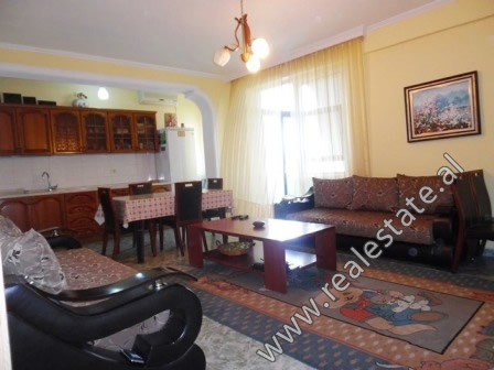 Three bedroom apartment for rent in front of Qemal Stafa School in Tirana.